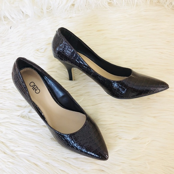 Cato Shoes - Cato Heel Shoes | Size: 6